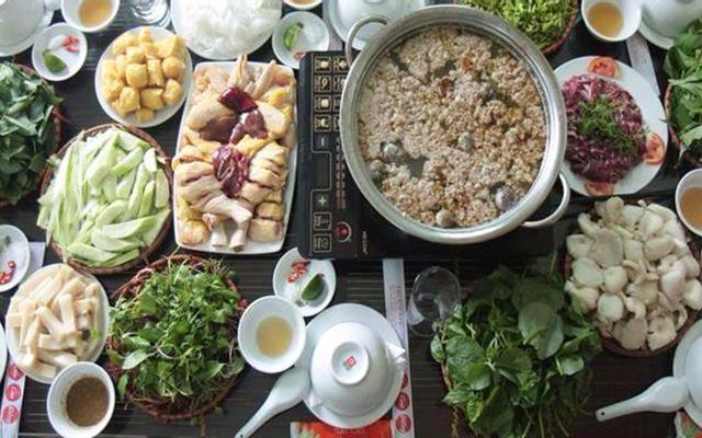 Trúc Quán - Lẩu Cua Đồng