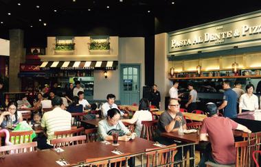 Pastamania - Nhà Hàng Ý - Crescent Mall