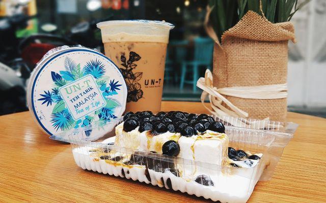 Un - T Teh Tarik - Trà Sữa Malaysia & Bánh Trà Sữa Trân Châu - Trần Quang Khải