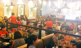 Lẩu Bò Sài Gòn Vivu - Aeon Mall Bình Tân