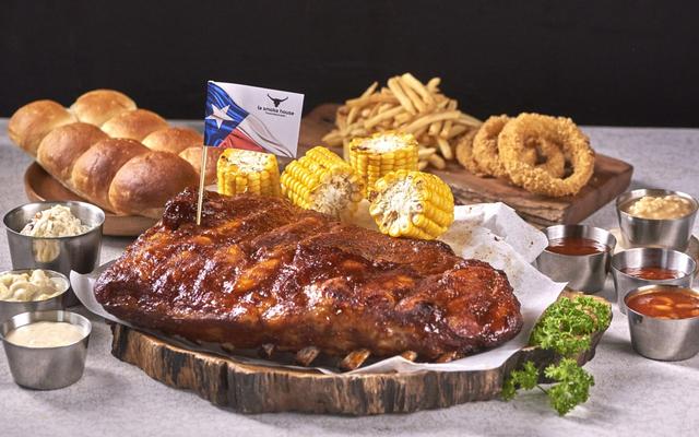 La Smoke House - Texas BBQ & Beer - Nguyễn Trung Trực