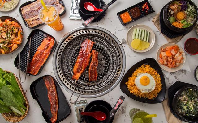Kicochi House - BBQ & Hotpot - Bà Triệu