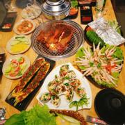 Món nướng Hàn Quốc