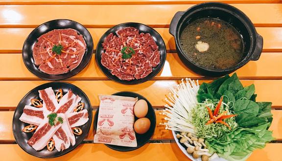 Bò Rong Chơi - Nướng & Lẩu