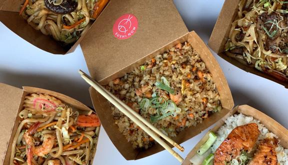 Sushi Now - Lê Văn Sỹ