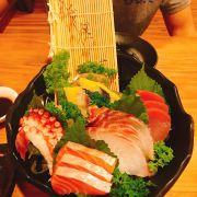Combo sashimi