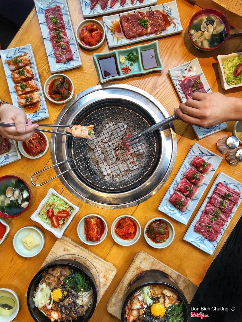 Gyu Shige ~ nướng kiểu Nhật