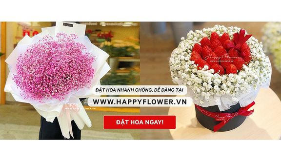 Happy Flower - We Deliver Happiness