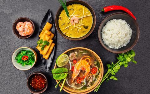 Nhà hàng món Việt ở Hà Nội
