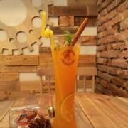 Cam quế ép Orange Cinnamon juice