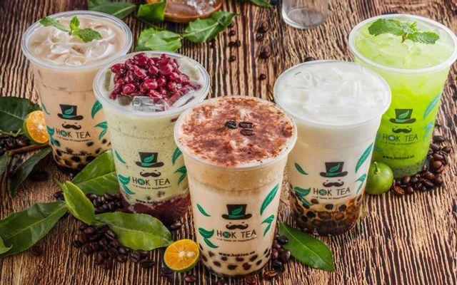 Hok Tea - Trà Sữa Đài Loan - Bùi Thị Xuân