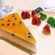 Passion Cheesecake
