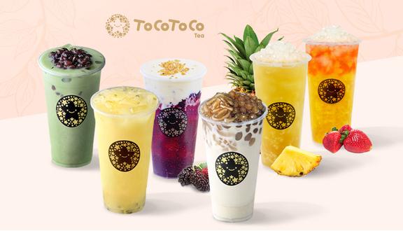 TocoToco Bubble Tea - Co.op Mart Huỳnh Tấn Phát