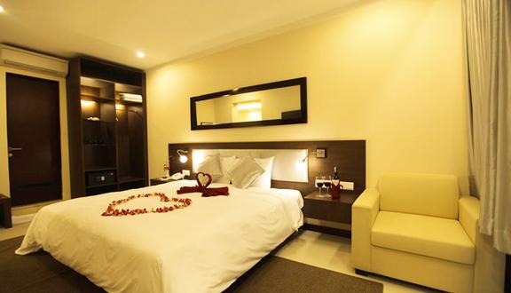 Hồng Hà Motel