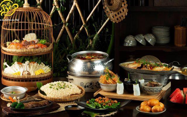Bếp Quán - Ẩm Thực Việt Nam - Thợ Nhuộm