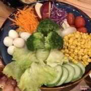Salad size lớn