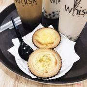Cheese tart truyền thống + trà xanh - 39k/ cái