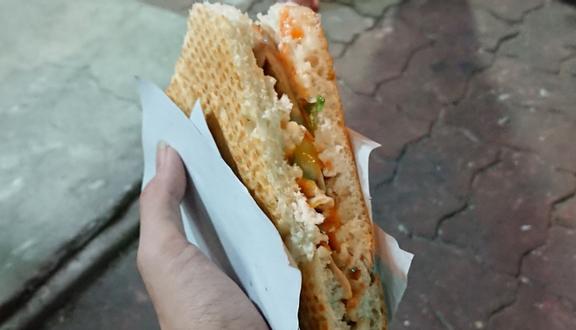 Vua Bánh Mì - Bánh Mì Thổ Nhĩ kỳ