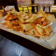 đậu hũ kimchi