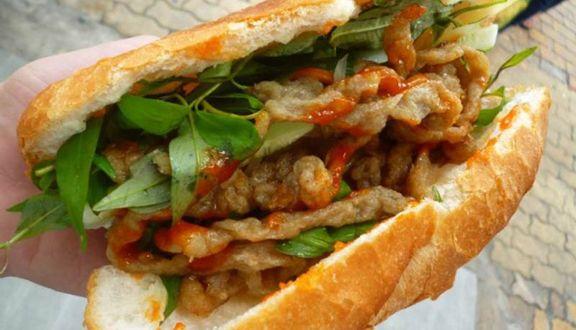 Bánh Mì & Hamburger - Nguyễn Xí