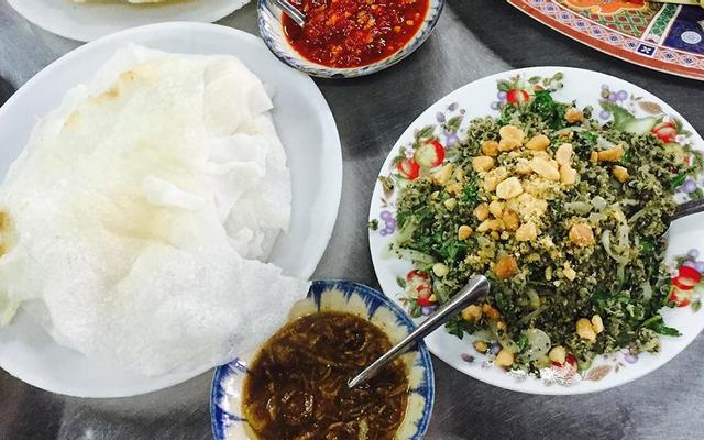 Cẩm Nam - Bánh Đập & Hến Xào