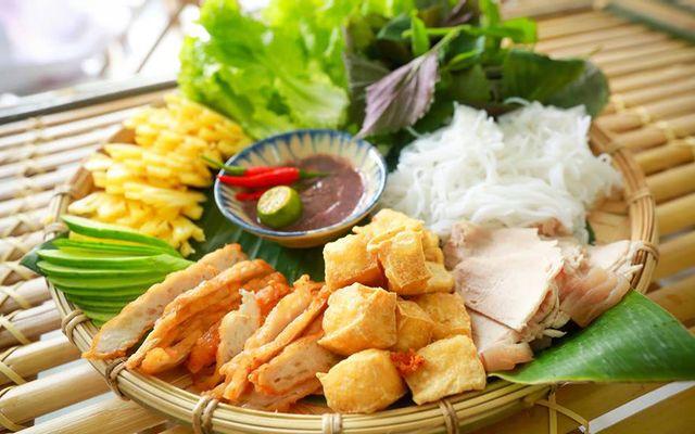 Bún Đậu Mắm Tôm Hà Nội - Phan Huy Ích