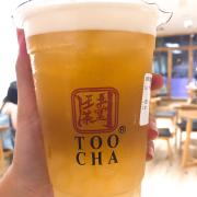 Lục trà 3Q. Trà đậm, dễ uống. Mà theo cá nhân mình thì ở Phan Xích Long vẫn ngon hơn. Bạn mình uống lục trà machiato mình cảm thấy vẫn không béo như bên PXL nên chắc vẫn sẽ qua PXL uống nhiều hơn.:))