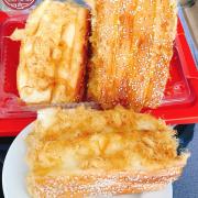 Bánh mè chà bông : 15k/cái