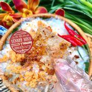 Bánh tráng tỏi chà bông 150g hút chân không : 65k ( Siêu ngon, siêu nghiện)