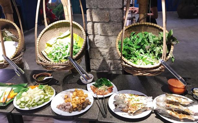 Xe Lam - Buffet Nướng & Món Ăn 3 Miền