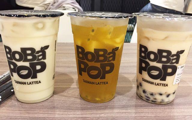 Trà Sữa Bobapop - Bùi Thị Trường