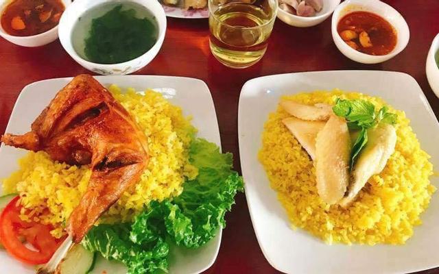 Cơm Gà Bà Vân - Sun World Halong Park