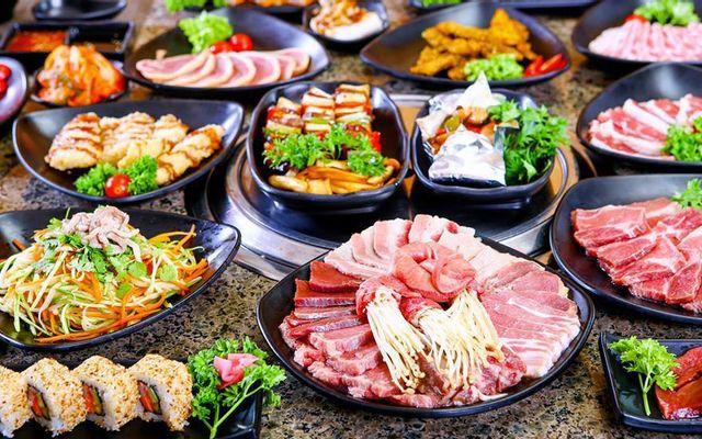 Lẩu & Nướng BBQ - KĐT Tân Việt Bắc