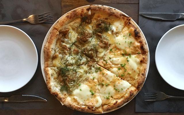 Pizza 4P's - Pizza Kiểu Nhật - Hai Bà Trưng