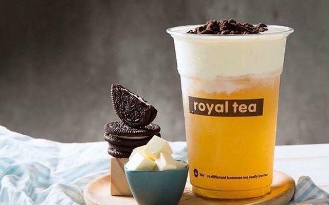 Royaltea - Trà Sữa & Trà Trái Cây - Nguyễn Thái Học