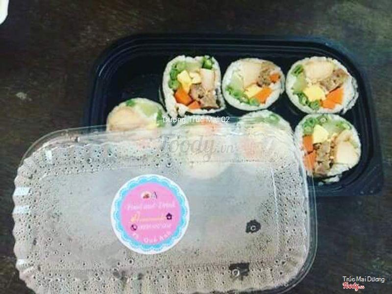 Sushi Bò gà