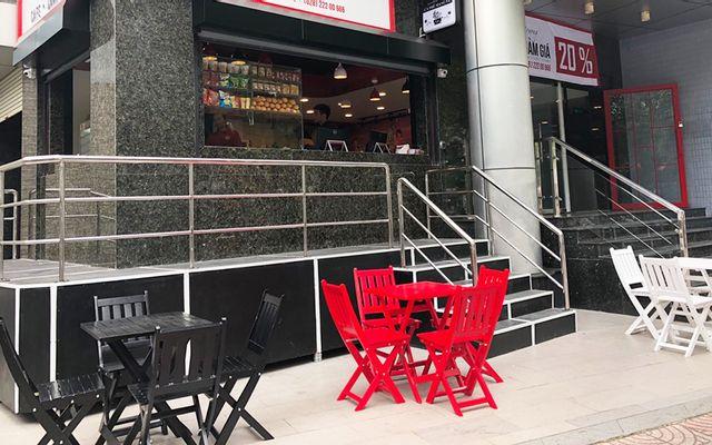 2G Hub - Café, Bánh Mì, Trà Sữa - Nguyễn Du