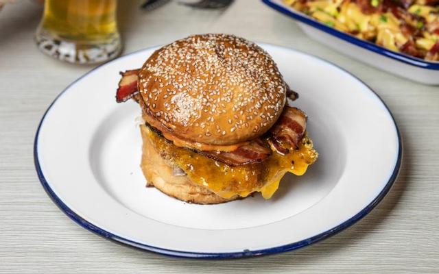 Marcel Gourmet Burger