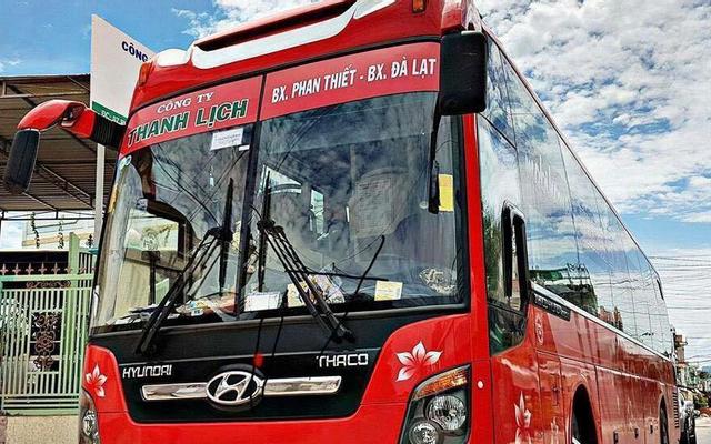 Thanh Lịch Busline - Tuyến Phan Thiết - Đà Lạt