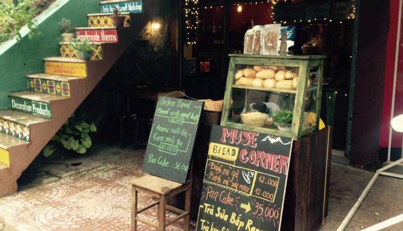 Muse Corner Dalat - Cafe & Bánh Mì