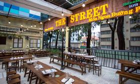 The Street - BBQ & Beer - Pasteur