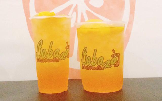 Boba2o - Fresh Tea & Smoothies - Phan Trung
