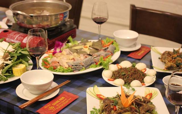 Giang Nam - Ẩm Thực Việt