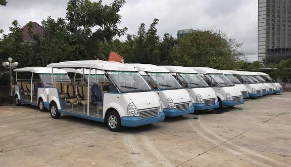 Green Transport - Xe Du Lịch Bãi Biển