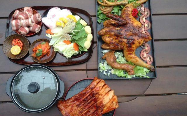 Ami - BBQ & Garden Beer