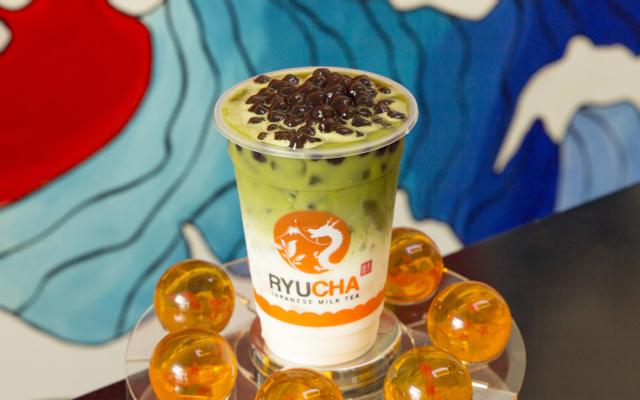 Ryucha - Japanese Tea & Juice - Phan Xích Long