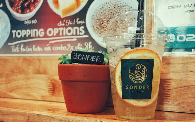 Sonder - Tea & Coffee - Đồng Khởi