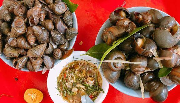 Anh Đào - Ốc, Ngao & Các Món Ăn Vặt