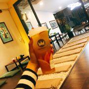 Quán rộng 🎈🎈 nhân viên phục vụ dth ❤️ trà trái cây ngon