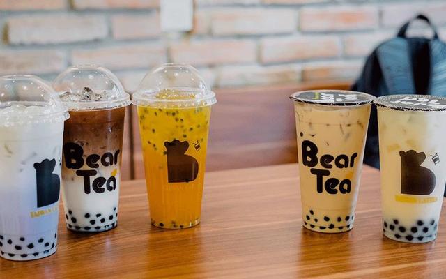 Bear Tea - Taiwan Lattea